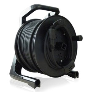 Riel Cable de red Cat5e reforzado y apantallado CAT5E-50 M - KLARK TEKNIK-0