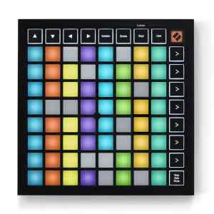 Controlador compacto para Ableton live, 64 PADS, LAUNCHPAD MINI MK3 - Focusrite-0