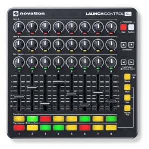 CONTROLADOR PARA DAW LAUNCH CONTROL XL MK2 - FOCUSRITE-0