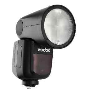 Flash redondo TTL con bateria P/Nikon | V1N - GODOX-0