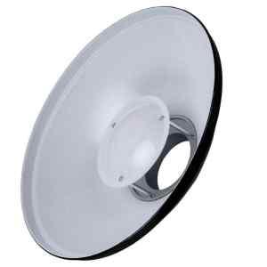 SoftBox Rigido Beauty Dish de 42 cm BDR-W420 - Godox-0
