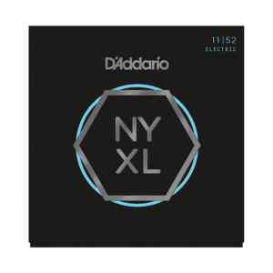 Juego de cuerdas para guitarra eléctrica NYXL1152 - D'ADDARIO-0