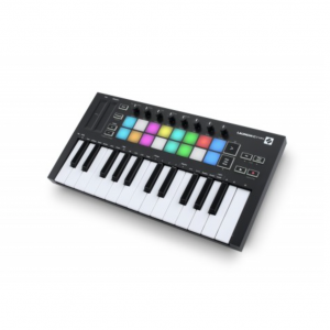 Controlador MIDI USB | 25 teclas | LAUNCHKEY MINI MKIII - NOVATION-0