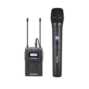 Microfono Inalambrico de mano   BY-WM8-PRO-K3 - Boya-0