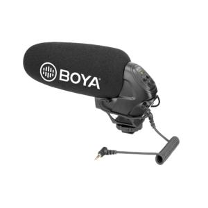 Microfono Shotgun para camara DSLR/VIDEO   BY-BM3031 - BOYA-0