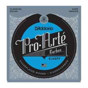 Juego de cuerdas Nylon Pro Arte EJ46FF - D Addario-0