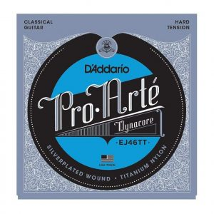 Juego de cuerdas Nylon Pro Arte EJ46TT - D'ADDARIO-0