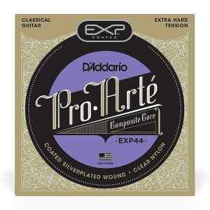 Juego de cuerdas Nylon Pro Arte EXP44 - D'Addario-0