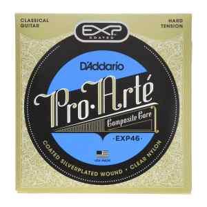 Juego de cuerdas Nylon Pro Arte EXP46 - D'ADDARIO-0