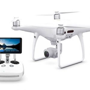 DRON PHANTOM 4 PRO + V2.0 (plus) + 2 BATERIAS - DJI-0