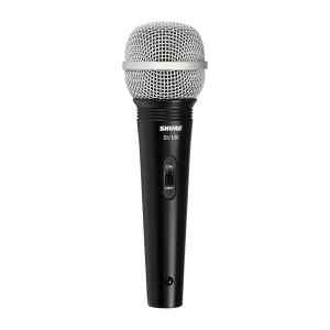 Microfono dinamico con cable XLR a XLR Patron Polar SV100 - Shure-0