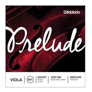 Juego de cuerdas P/Viola J910 prelude - D'Addario-0