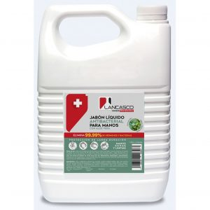Jabon Liquido Antibacterial para Manos | Galon - LANCASCO-0