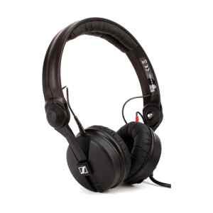 Audifonos profesionales ON EAR para DJ y MONITOREO   HD25 PLUS - SENNHEISER-0