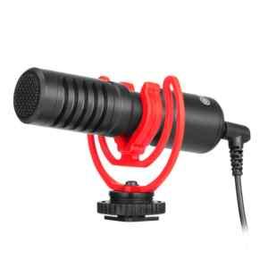 Microfono con Eliminacion de ruido DSLR/VIDEO/TELEFONO | BY-MM1+ - BOYA-0