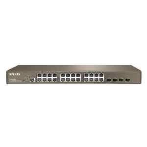 Switch administrable 24 puertos | TEG3224P - TENDA-0