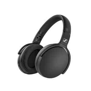 Audifonos over ear negros inalambricos plegables | HD 350BT BLACK - SENNHEISER-0