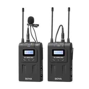 Microfono inalambrico de solapa 1TX Y 1RX | BY-WM8-PROK1 KIT - BOYA-0