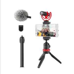 Kit de Video para telefono MM1 | BY-VG330 - BOYA-0