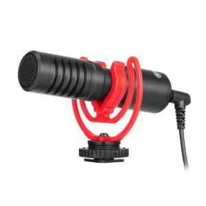 Microfono 48V Cardioide con eliminacion de ruido | BY-MM1 - BOYA-0