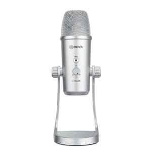Microfono USB para podcast con salida de audifono para PC y Telefono | BY-PM700SP - BOYA -0