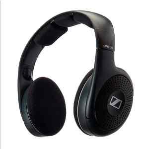 Audifonos inalambricos Over Ear para TV's con control en orejera 24 Ω   RS 135 - SENNHEISER-0