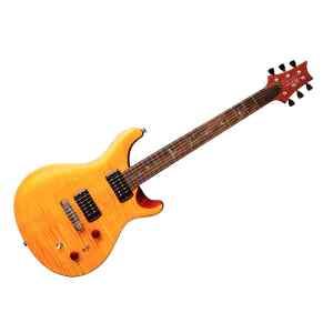 Guitarra Electrica | SE PAUL GUITAR AMBER TOBACCO BACK - PRS-0