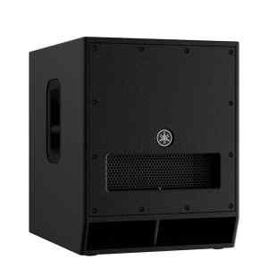 Subwoofer negro amplificado de 1,020W de 15'' | DXS15MKII - YAMAHA-0
