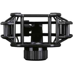 Montura de choque para microfonos LCT240 Y LCT 440 | LCT 40 SH BK - LEWITT-0