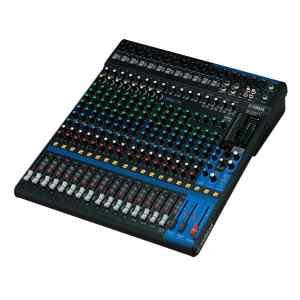 Consola analoga de 20 entradas de linea con efectos   MG20XU - YAMAHA-0