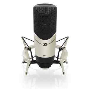 Microfono profesional condensado de 5 patrones polares | MK8 - SENNHEISER-0