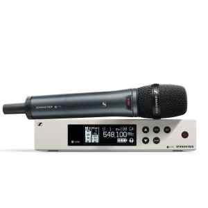 Sistema inalambrico de micrófono de mano con switch | EW100G4-845S-A1 - SENNHEISER-0