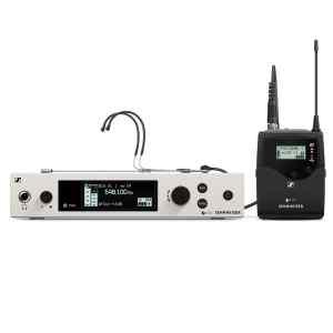 Sistema inalambrico de microfono de diadema SL | EW-300 G4-HEADMIC-RC-AW - SENNHEISER -0