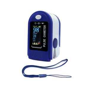 Oximetro y Medidor de Frecuencia de Pulso | AB-80-0