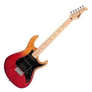 Guitarra electrica con funda | G200DX JSS - CORT-0