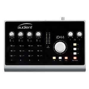 Interfaz de audio 20 IN / 24 OUT | AUDIENT ID44 - AUDIENT -0