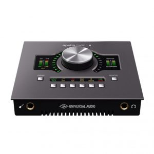 INTERFASE DE AUDIO APOLLO TWIN X QUAD THUNDERBOLT 3, 2IN-4OUT | APLTWXQ - Universal Audio-0