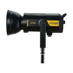 LAMPARA LED Y FLASH DE ALTA SINCRONIZACION DE 200WATTS | FV200 - GODOX-0