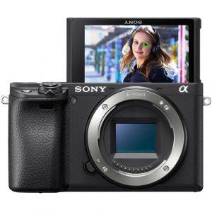 Camara Fotografica sin espejo APSC CON LENTE 16-50MM   ALPHA 6400 - SONY-0