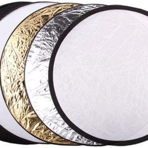 Reflector plegable 5 en 1 110CMS | RFT-05-110110 - GODOX-0