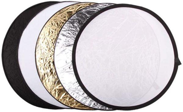 Reflector plegable 5 en 1 80CMS | RFT-06-8080 - GODOX-0