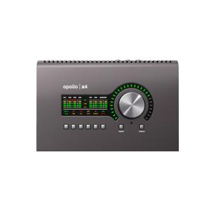 Interfase de audio APOLLO X4 THUNDERBOLT 3, 4IN-6OUT l APX4-HE - Universal Audio-0