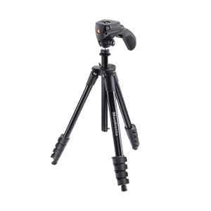Tripode compacto de accion para camara o videocamara | MAN-TF-MKCOMPACTANC-BK - MANFROTTO-0
