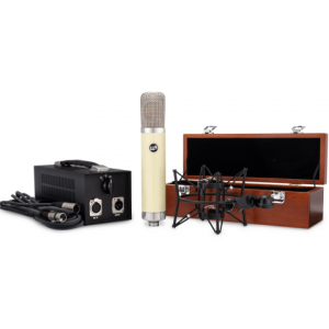 Microfono profesional de tubo l WA-251 - WARM AUDIO-0
