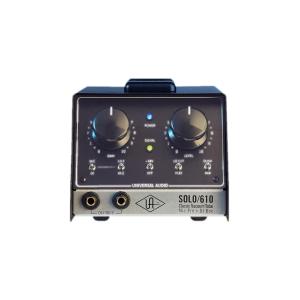 Preamplificador de audio de tubo l S610 - Universal Audio-0