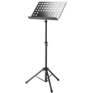 Stand para partituras con tripode Heavy-Duty | SMS17 - ADAM HALL-0