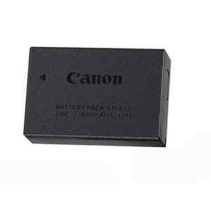 Bateria para camara l LP-E-17 - Canon -0