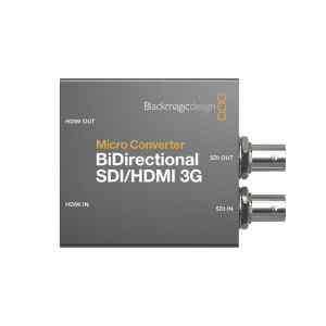 Micro converter   BIDIRECTIONAL SDI/HDMI 3G - BLACK MAGIC DESIGN-0