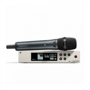 Microfono inalambrico de mano con switch l EW100G4-835S-A1 - SENNHEISER-0