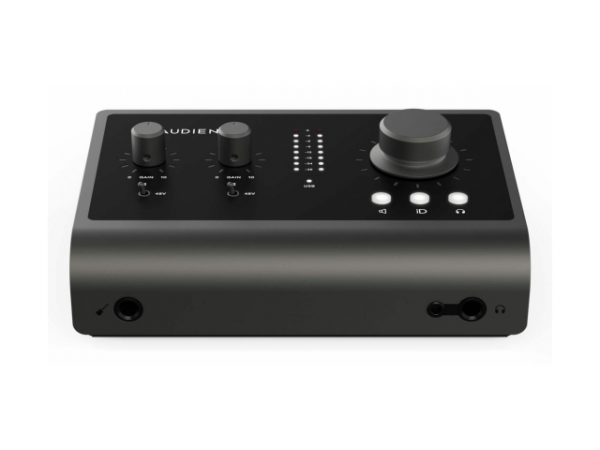 Interfaz de audio 10 in 4 out l ID14 MKII - AUDIENT-0